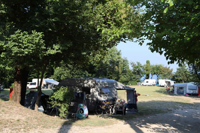 Camping Zocco Lago di Garda - Piazzole