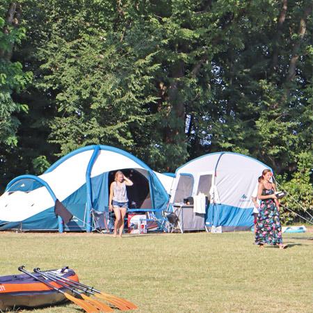 Servizi del Camping Zocco