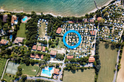 Camping Zocco Lago di Garda - Tende Coco Sweet