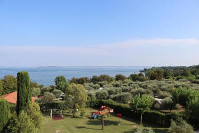 Camping Zocco Lago di Garda - Servizi